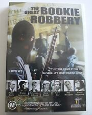 The Great Bookie Robbery (DVD, 2004)