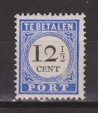 Port nr 23a type III MLH ong NVPH Nederland Netherlands due portzegel