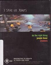 3 Spike Lee Joints: Do the Right Thing, Jungle Fever, Clockers