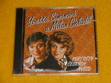 Yvetta Simonová a Milan Chladil , Best of / Greatest Hits CD NEU New Tschechien