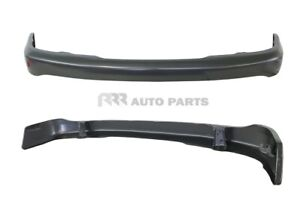 FOR TOYOTA HILUX 2/4WD 10/01-12/05 FRONT BAR- BLACK