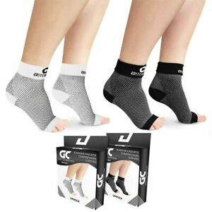 Plantar Fasciitis Socks Sleeve Compression Foot Arch Ankle Support Pain Relief