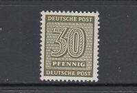 SBZ Mi-Nr. 135 x za ** postfrisch - geprüft Schulz BPP