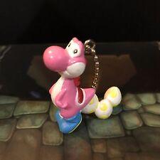 Banpresto Super Mario NINTENDO YOSHI's Island Pink Egg Yoshi Vintage JAPAN RARE