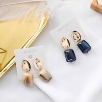Fashion Women Metal Acrylic Geometric Drop/Dangle Ear Stud Earrings Jewelry New