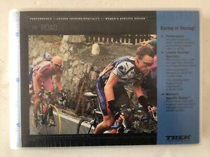 Vintage 2001 Trek Bicycle Catalog