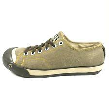 Keen Coronado Canvas Sneakers - Men's Size 11 - Tan