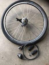 "SHIMANO NEXUS 3 THREE SPEED INTERNAL GEARS ROLLER BRAKE SET 26"" MTB BICYCLE BIKE"