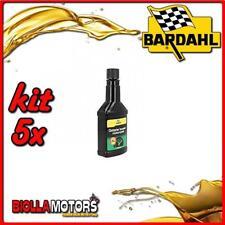 KIT 5X 150ML BARDAHL OCTANE BOOSTER MOTORCYCLE ADDITIVO CARBURANTE 150ML - 5x 10