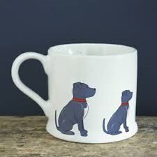 Sweet William Staffie Dog Mug | Great Gift for Bull Terrier Lovers | FREE P&P