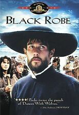 Black Robe (DVD, 2001) BRAND NEW