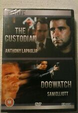 THE CUSTODIAN / DOGWATCH. 2 x film pack. New - still sealed.