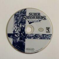 Super Smash Bros. Brawl (Nintendo Wii, 2008) Tested & Working - Disc Only