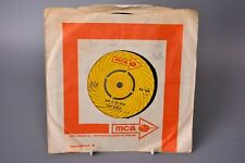 "Vinyl Record 7"" : John Rowles - If I Only Had Time/Now is the Hour"