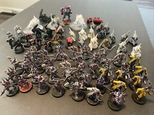 1992 and 2005 Warhammer Figures Lot