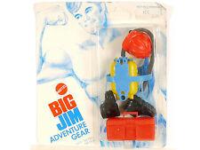 Mattel 7432 7435 Big Jim Adventure Gear Fire Fighter MIB Neu OVP 1411-13-18
