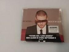 SexyBack, Pt. 1 [Single] by Justin Timberlake (CD, Aug-2006, Jive/Zomba)