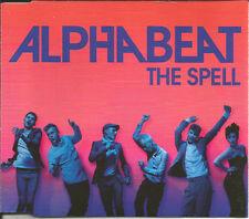 ALPHABEAT The Spell w/ DIGITAL DOG REMIX Europe CD single SEALED USA Seller 2009
