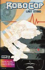Robocop Last Stand #3 (NM) `13 Miller/ Grant/ Oztekin