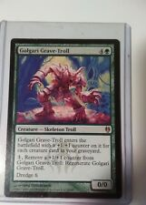 Golgari Grave-Troll Near Mint MTG Ravnica Magic