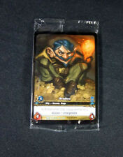 (8) World of Warcraft WoW TCG Brodien Illidan Extended Art Ally Uncommon Cards