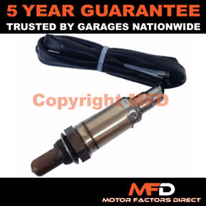 For Nissan 350Z 3.5 Rear Left 4 Wire Universal Oxygen O2 Lambda Sensor