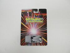 VINTAGE BACK TO THE FUTURE DELOREAN TIME MACHINE CAR FACTORY SEALED