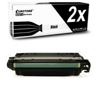 2x Toner Black XXL Replaces Canon 723BK 723H CRG-723BK