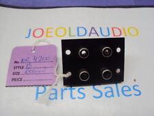Kenwood kr-4200 Original RCA Eingabebereich. Record B. getestet. Abschied aus K 4200.