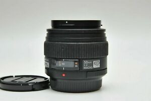 Olympus 50mm f/2.0 Telephoto Macro ED Lens For Four Thirds System SN010007121