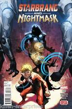 Starbrand And Nightmask #3 Comic Book 2016 - Marvel