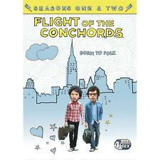FLIGHT OF THE CONCHORDS COMPLETE SERIES 1 & 2 NEW DVD