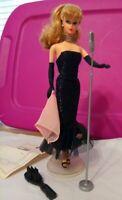 Mattel Solo in the Spotlight Blonde 1995 Barbie Doll 13534 (Damaged Box) EUC