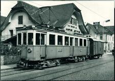 10x postcard set WSB Wynental- und Suhrentalbahn Switzerland original &re-issues