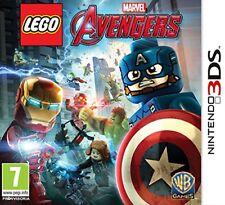 Lego Marvel's Avengers Nintendo 3ds Warner Bros