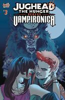 JUGHEAD THE HUNGER VERSUS VAMPIRONICA #1 Cover E ARCHIE HORROR 1ST PRINT