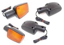 KR Blinker Satz 4 Stück Indicator Set 33600-MBO-671 HONDA VF 750 S Sabre 82-84