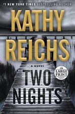Two Nights: A Novel (Random House Large Print)-ExLibrary