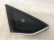 2013 FORD FOCUS MK3 - PASSENGER SIDE REAR QUARTER GLASS WINDOW TINTED GLASS HDK