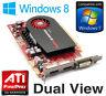 ATI FirePro V4800 3D 1GB DDR5 Dual DisplaPort DVI PCI Express Graphics Card