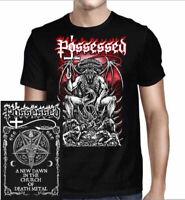 Possessed Winged Goat New Dawn Death Metal Shirt S M L XL XXL Official T-shirt
