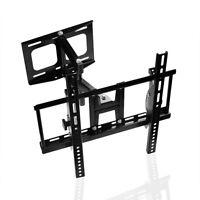 LCD LED TV Fernseher Wandhalter Wandhalterung neigbar schwenkbar 3D 26-55 Zoll