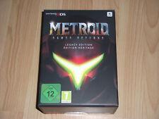 Metroid Samus Returns Legacy Edition For Nintendo 3DS Brand New In Box