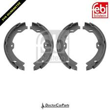 Genuine OE Quality Febi Rear Brake Shoe Set 38746