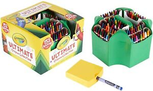 Crayola Ultimate Crayon Collection Coloring Set, 152 Count Kids Gift set 52-0030