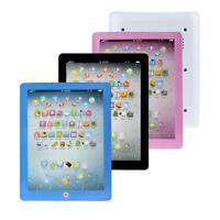 Kinder Kinder Berührung Typ Computer Tablet Englische Imitieren Lernen Studie