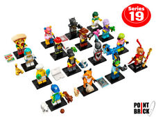 Lego Minifigures Series 19 Dogsitter Limited Edition Dog Sitter Serie Minifig