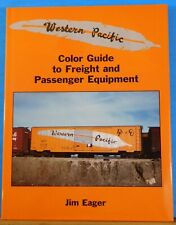 Western Pacific Color Guide to Freight and Passenger Equipment Morning Sun Books