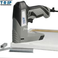 45W 220V Electric Staple Nail Gun Tacker Stapler for Woodworking Power Tool