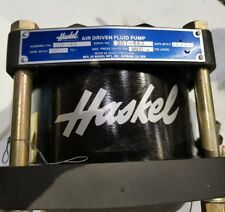 Haskel Air Driven Fluid Pump Dsf 60